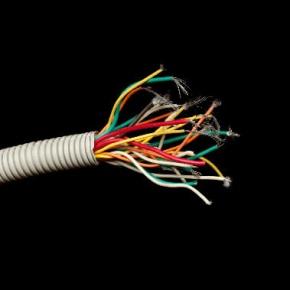 Cable coupé tondeuse