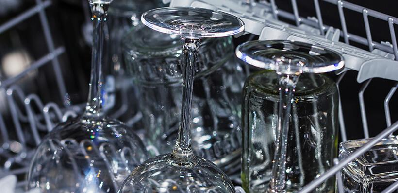 marques blanches sur verres