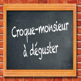 Instant plaisir: Différentes variantes du croque-monsieur