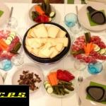 Instant détente: raclette party