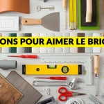 10 raisons pour aimer le bricolage
