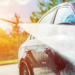 3 astuces pour laver votre voiture au nettoyeur haute pression Karcher