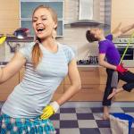 Le virus dans votre cuisine? Comment s'en débarrasser?