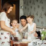 Recette facile pour cuisiner avec les enfants – Cupcakes vanille