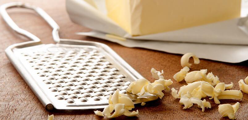 Ramollir le beurre rapidement