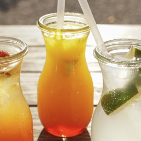 Iced Drinks from around the World