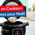 Gagnez un Cookeo+ Grameez pour Noël