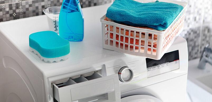 Ne pas nettoyer régulièrement le lave-linge