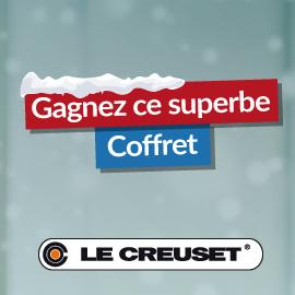 En décembre, gagnez un coffret Le Creuset avec eSpares France !