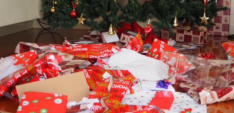 Papiers cadeaux - Recycler vos papiers cadeaux en objets déco chics
