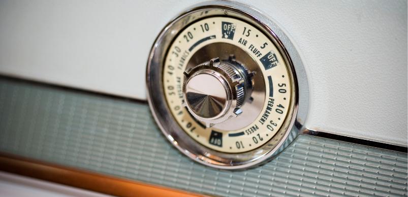 L'histoire du sèche-linge - Les améliorations du sèche-linge au XXe siècle