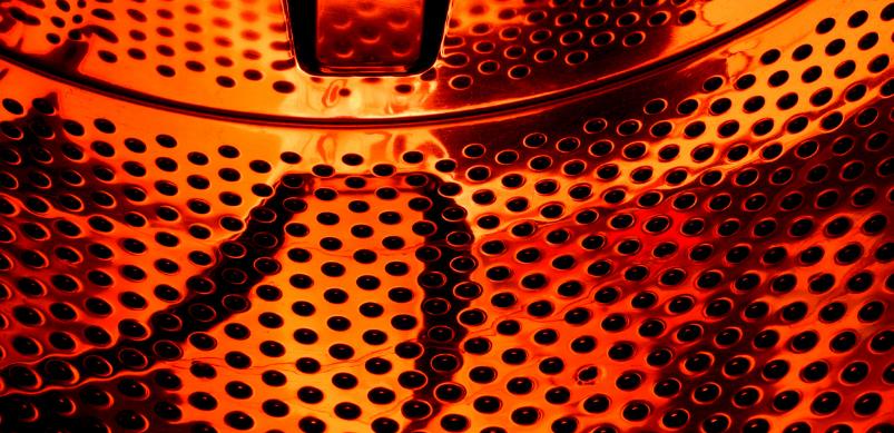 L'histoire du sèche-linge - Le ventilateur : Premier concept du sèche-linge