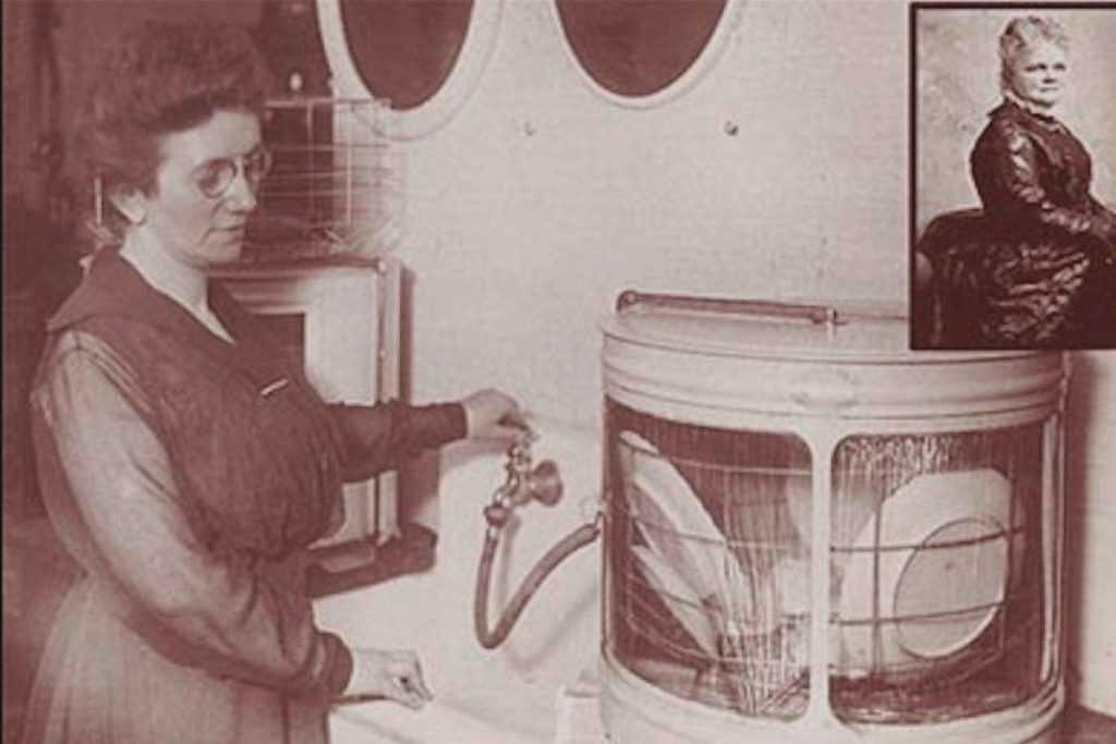 Appareils ménagers inventés par des femmes - Le lave-vaisselle