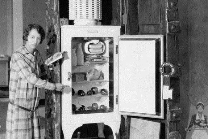 Appareils ménagers inventés par des femmes - Le réfrigérateur