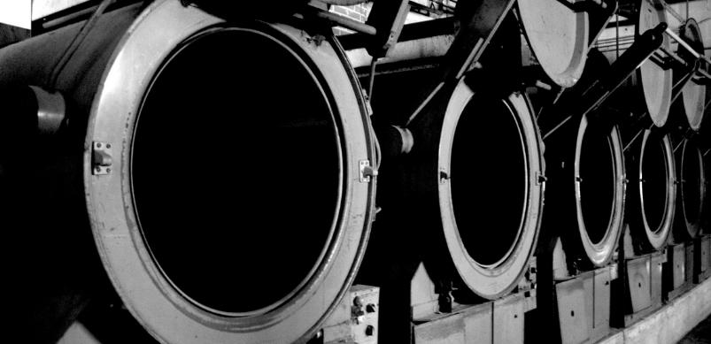 L'histoire du sèche-linge - Le sèche-linge au début du XXe siècle