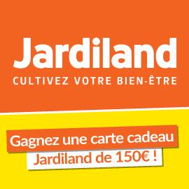 Gagnez une carte cadeau Jardiland de 150€ avec eSpares