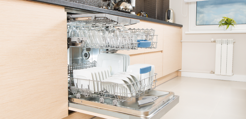 Pannes d'appareils électroménagers à réparer soi-même - Un lave-vaisselle qui coule