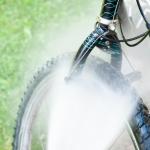 Nettoyez facilement votre vélo avec un nettoyeur haute pression Karcher !