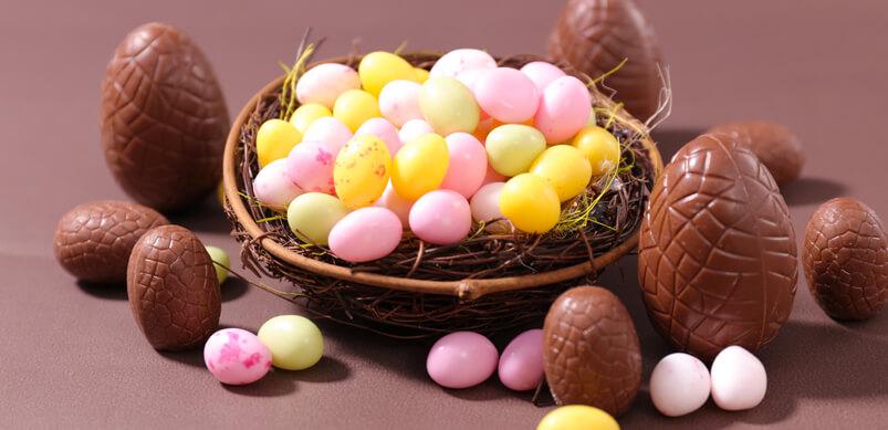 9 activités pour divertir les enfants le week-end de Pâques - Du chocolat, du chocolat, encore du chocolat