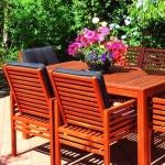 Redonnez vie à vos meubles et équipements de jardin