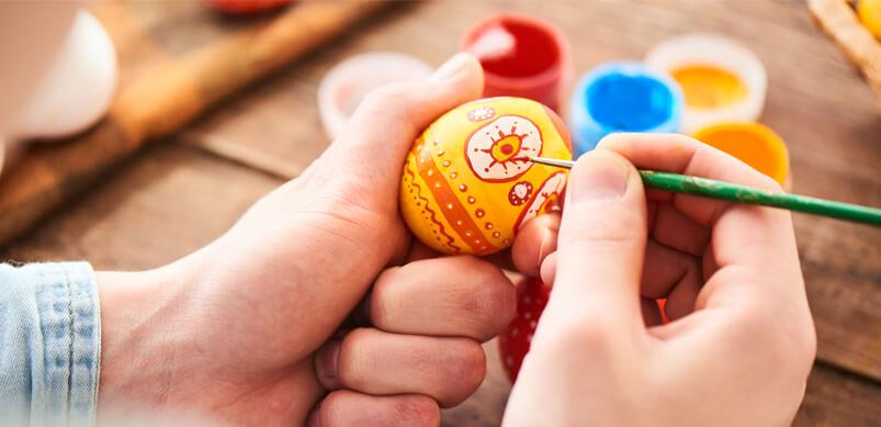 9 activités pour divertir les enfants le week-end de Pâques - Place à la créativité