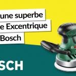 Gagnez une ponceuse excentrique Bosch avec eSpares France